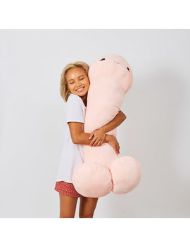 Jumbo Pierre The Penis Body Pillow by Firebox