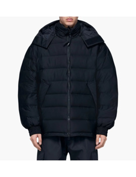 Seamless Down Hooded Jacket by Y 3