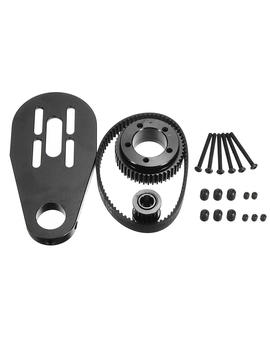 Diy Parts Kit Pulleys And Motor Mount For 72/70 Mm Wheels  Electric Scooter by Banggood