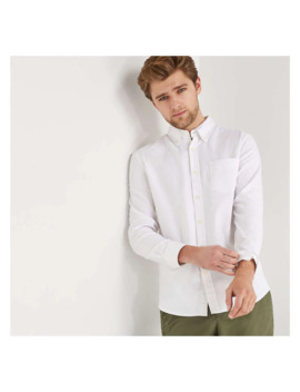 Men's Button Down Oxford Shirt by Joe Fresh