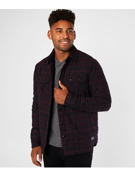 Plaid Shirt Jacket by Outpost Makers