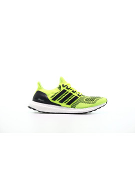 "Ultraboost 1.0 ""Solar Yellow"" by Adidas"