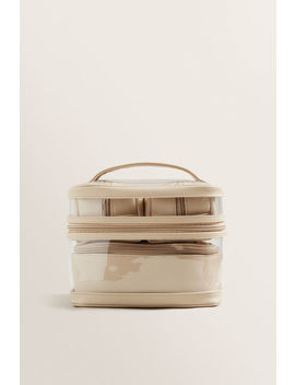 Beauty Case by Seed Heritage