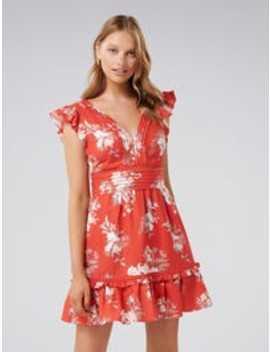 Sasha Flippy Mini Dress by Forever New