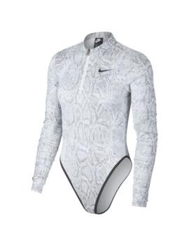 Nike Longsleeve Bodysuit by Foot Locker