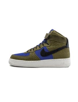 W Air Force 1 Hi Prm Suede by Nike