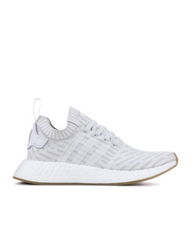 "Nmd R2 Pk W ""Japan White Gum"" by Adidas"