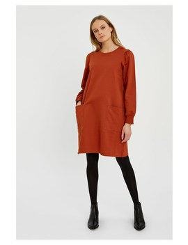 Beth Fleece Dress by People Tree