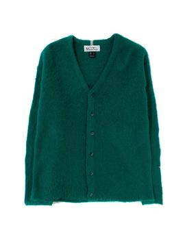 Manastash Aberdeen Kurtigan Sweater / Green by Manastash