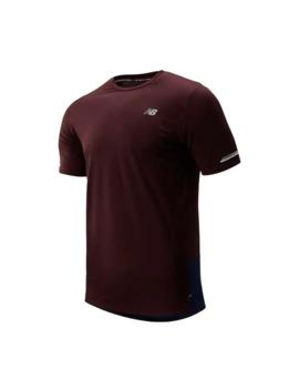 Short Sleeve Ice T Shirt Mens by New Balance