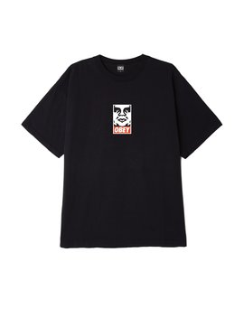 Obey Icon Face Heavyweight Classic Box Tee by Obey