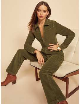 Aaron Jumpsuit by Reformation