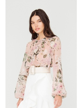 Eve Floral Blouse by Sheike