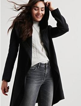 Double Face Wool Coat by Lucky Brand