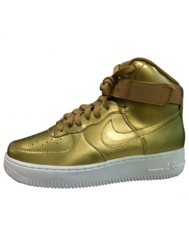 Air Force 1 Trainers In Leather by Nike