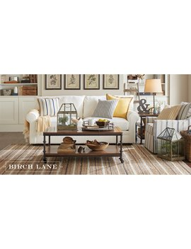 Mercury Row Alrai Upholstered Standard Bed | Birch Lane by Birch Lane