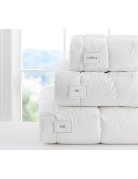 Quallowarm Hypoallergenic Down Alternative Duvet Inserts by Pottery Barn Kids