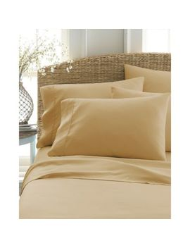 Home Collection Luxury Ultra Soft 6 Piece Sheet Set by Shop Hq