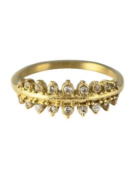 Gabrielle Cz Ring by Bohomoon