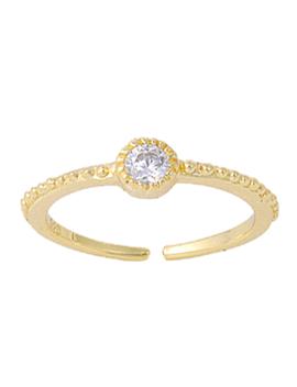 Suri Cz (Midi) Ring by Bohomoon