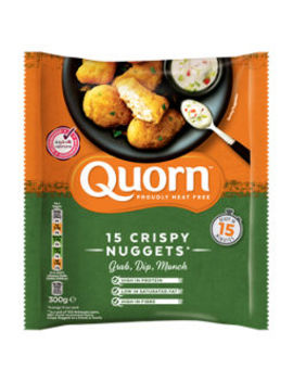 Quorn Meat Free Crispy Nuggets by Asda