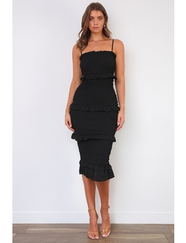 Dee Dress   Black by Stelly