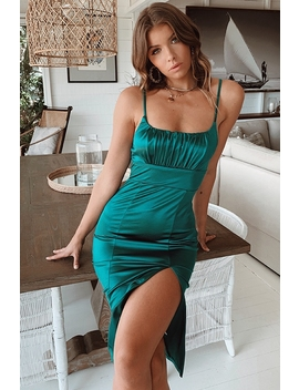 Mayday Dress   Green by Stelly