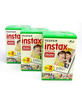 Fuji Instax Mini Film Für Instax Mini 8, Mini 9, Neo 90 Classic by Ebay Seller