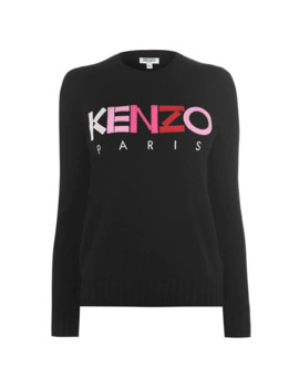 Paris Knitted Jumper by Kenzo