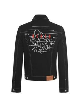 Trucker Denim Jacket by Kenzo