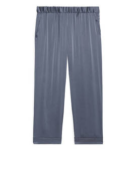 Satin Pyjama Trousers by Arket
