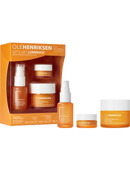 Lets Get Luminous by Ole Henriksen