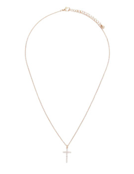 Cross Pendant Necklace by Forever 21