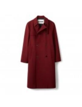 Jil Sander Trafford Coat (Red) by Dover Street Market