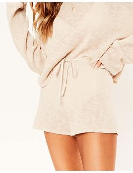 Sheer Knit Shorts by Glassons