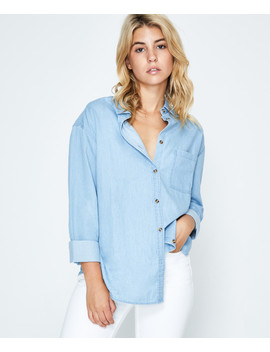 Classic Denim Shirt Blue by Au