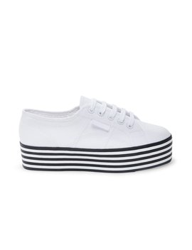2790 Multicolor Cotw Black White by Superga
