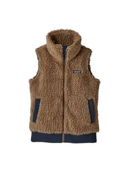 Patagonia Women's Dusty Mesa Fleece Vest by Patagonia