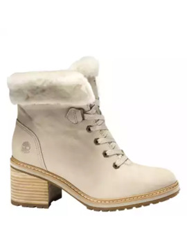 Women's Sienna High Shearling Waterproof Boots by Timberland