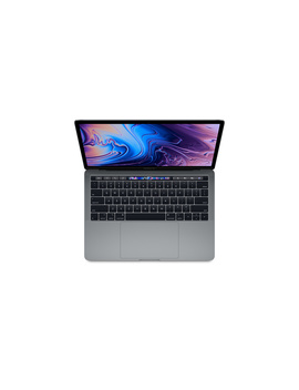 Refurbished 13.3 Inch Mac Book Pro 2.8 G Hz Quad Core Intel Core I7 With Retina Display  Space Gray by Apple
