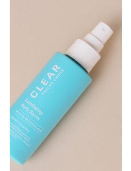 Clear 2% Bha Body Spray by Paula's Choice