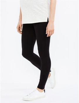 Splendid Secret Fit Belly French Terry Maternity Leggings by A Pea In The Pod