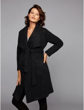Bb Dakota Wrap Maternity Jacket by A Pea In The Pod