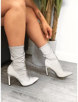 Tana Reflective Booties by Laura's Boutique