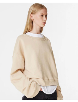 salvetti-cropped-sweater by vintage  ×