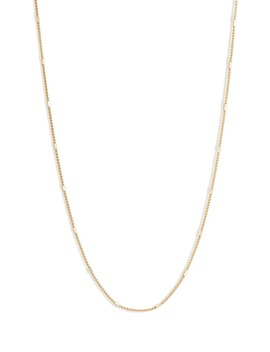 bar-station-chain-necklace by bony-levy