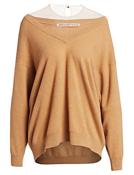 illusion-oversized-sweater by alexander-wang