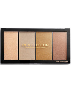 reloaded-highlighter-and-bronzer-palette by makeup-revolution