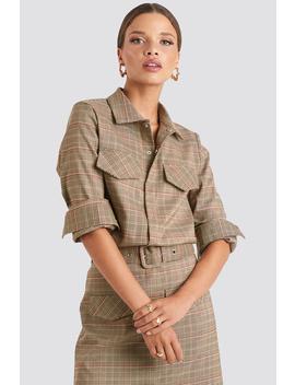 checked-pocket-shirt-brun by emiliebritingxnakd
