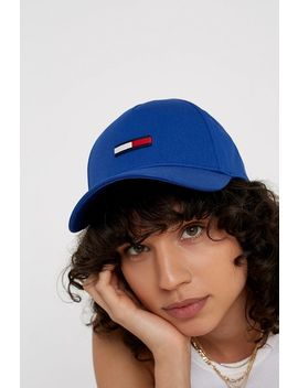tommy-jeans-flag-logo-cap by tommy-jeans